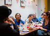 Speak Street is a pop up language cafe based in Islington. It helps people improve their everyday language skills, it's fun, flexible and community based.